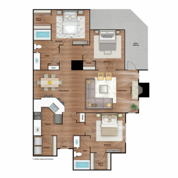 12207 floor plan