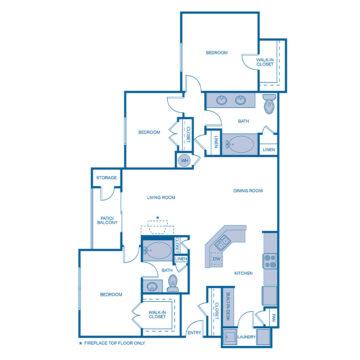 02-14207 floor plan
