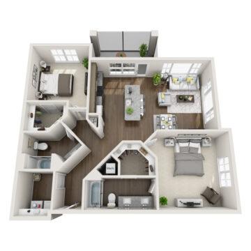 04-408 floor plan