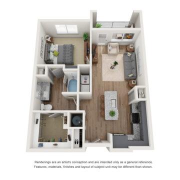 200-2305 floor plan