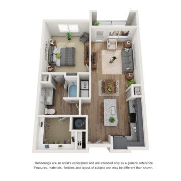 100-1409 floor plan