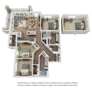 400-4402 floor plan