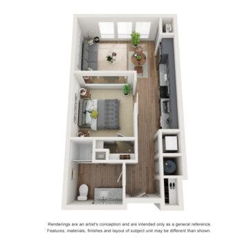 300-3407 floor plan